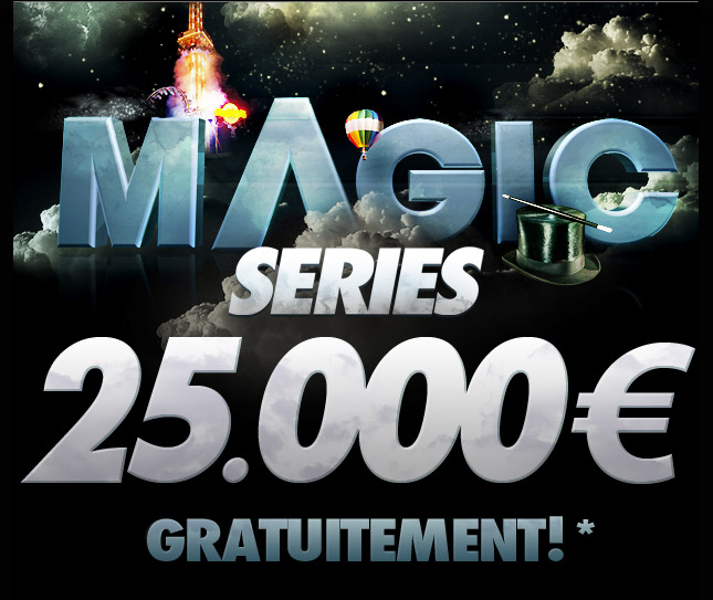 Magic Series PokerXtrem